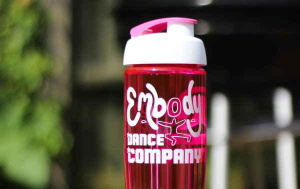 Embody Dance Water Bottle