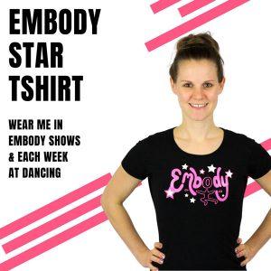 Embody Dance T-shirt