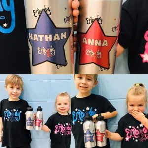 Embody Dance New Style Personalised Water Bottle