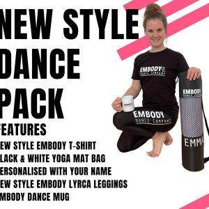 Embody Dance New Style Value Pack