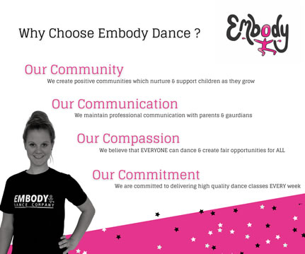 About Embody Dance