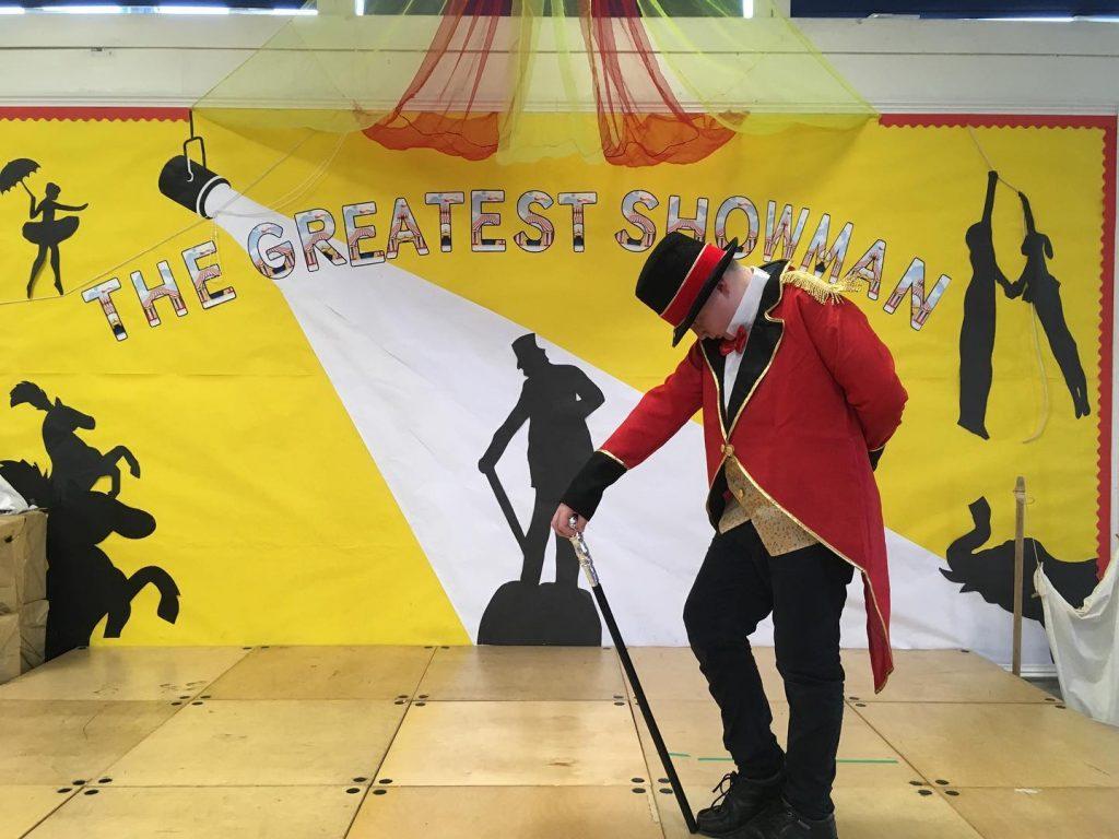 School Production Greatest Showman