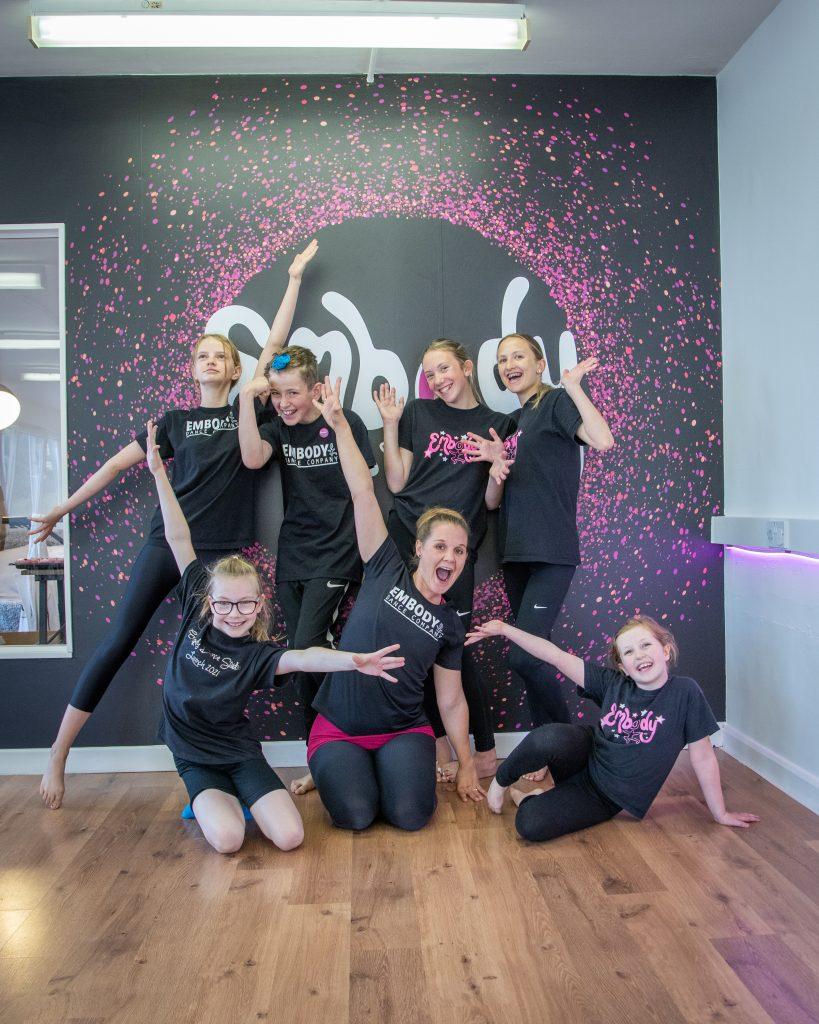 Emma Bright Embody Dance Studio