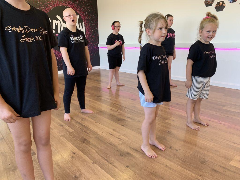 Embody Dance Studio Nuneaton