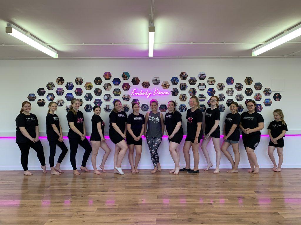 Embody Youth Dance