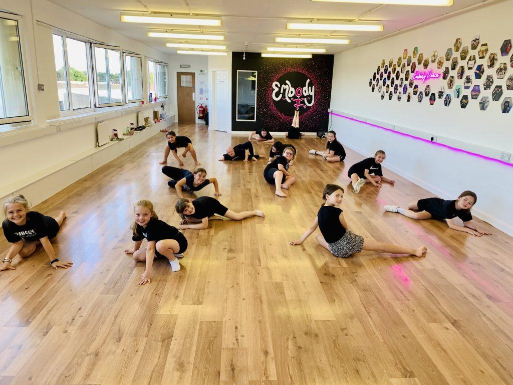 Embody Dance Studio Class Nuneaton