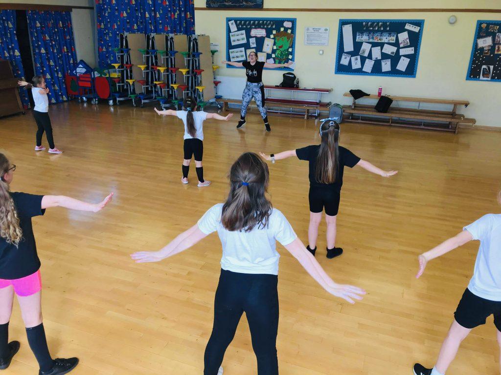 After-School Dance Classes Nuneaton